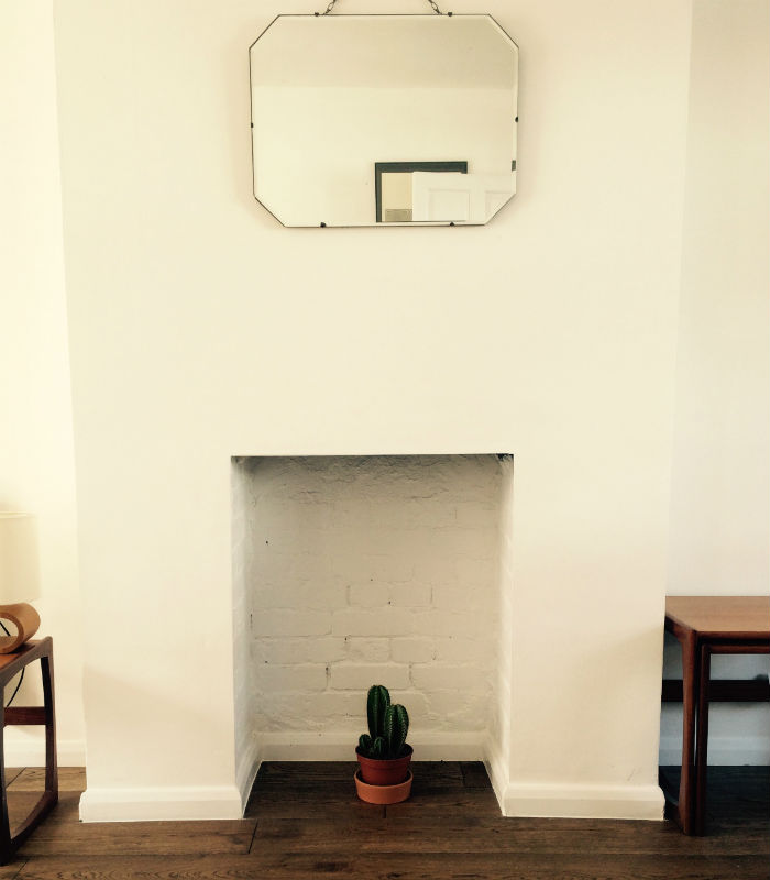 Brixton – Front room renovation
