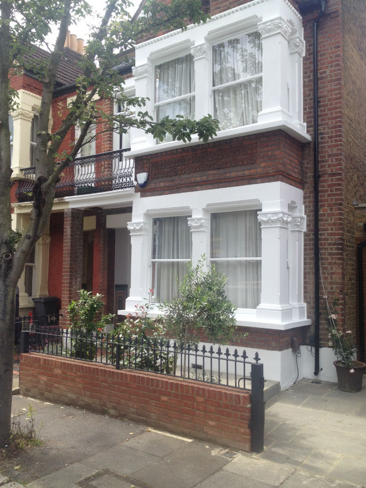 Herne Hill – exterior restoration and painting