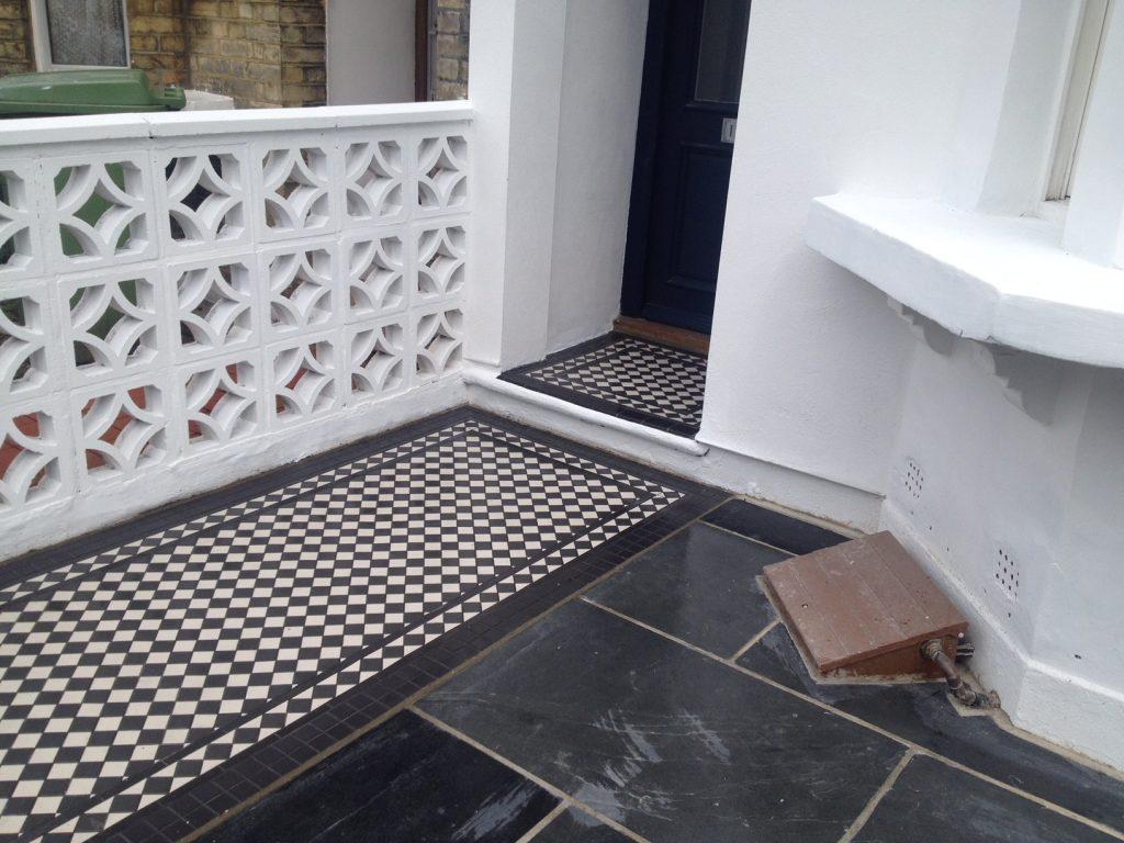 East Dulwich – front garden renovation