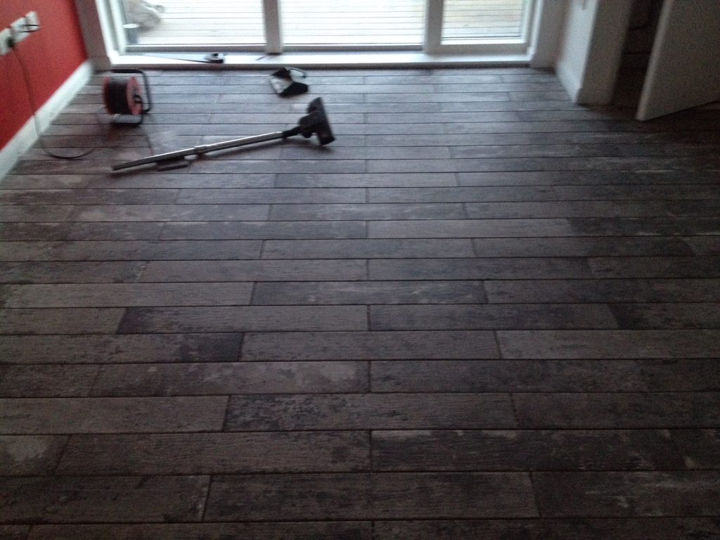New Cross – flooring