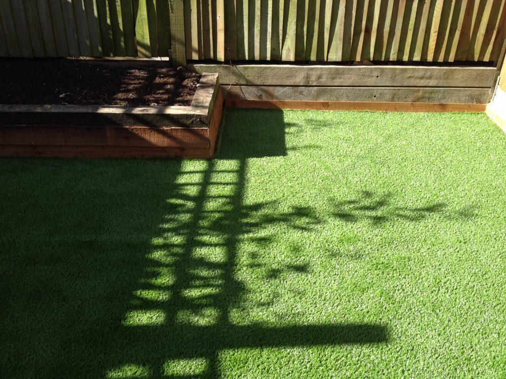 East Dulwich – garden renovation
