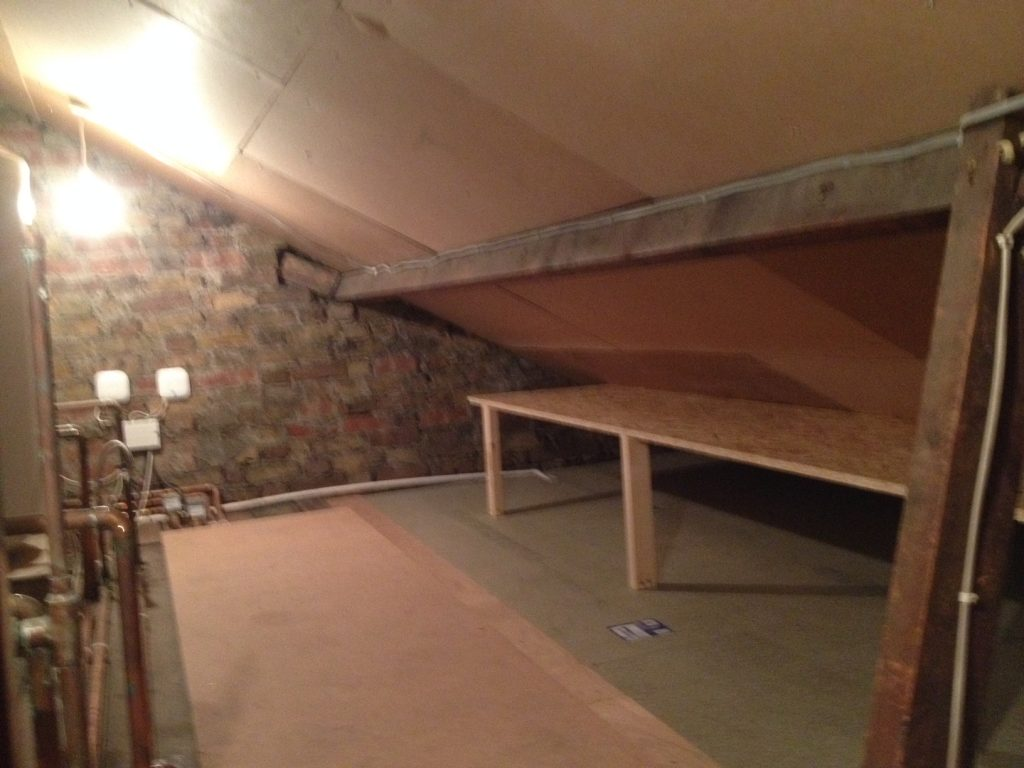 Honour Oak – attic renovation