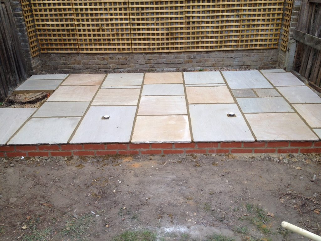 Brixton – garden renovation