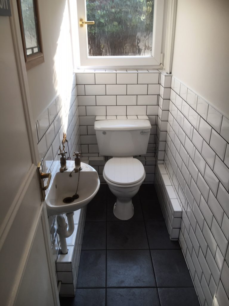Herne Hill – bathroom