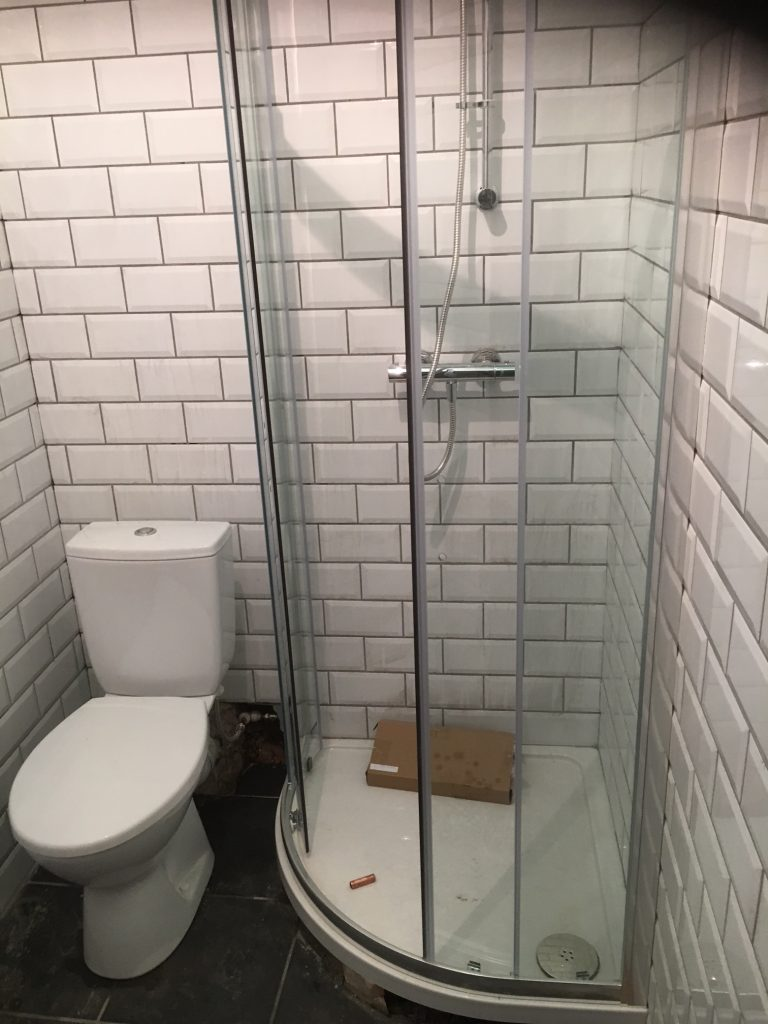 Camberwell – bathroom