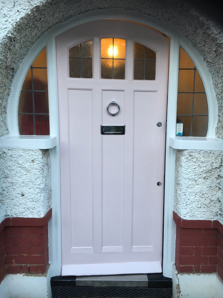 Tulse Hill – Door refurbishment